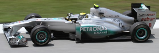 Rosberg claims first F1 World Championship
