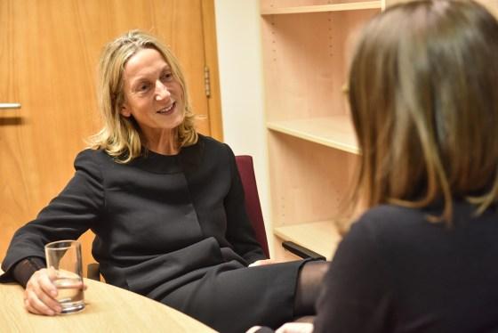 UEA installs Café Rouge founder Karen Jones as new Chancellor