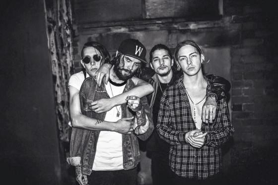 Interview: The Hunna