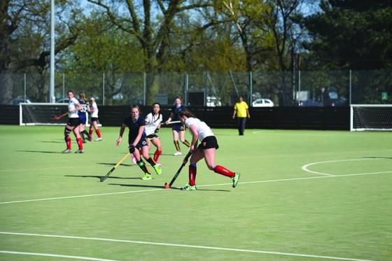 UEA hit Essex for six in women's hockey