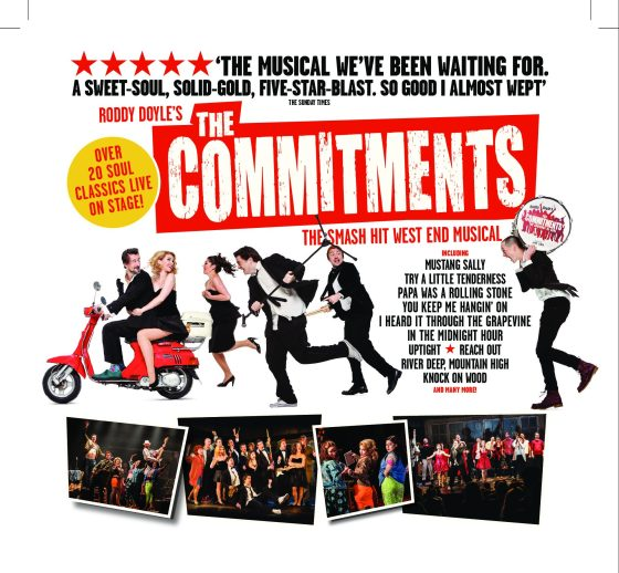 The Commitments at Norwich Theatre Royal: Review