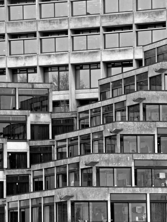 Denys Lasdun: creator of our concrete metropolis