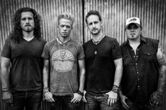 Black Stone Cherry: 'Not everything is handed to you in this business'