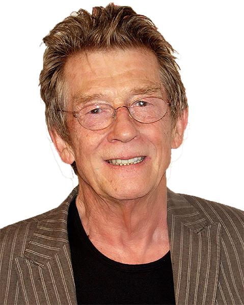 Oldie but goldie: John Hurt