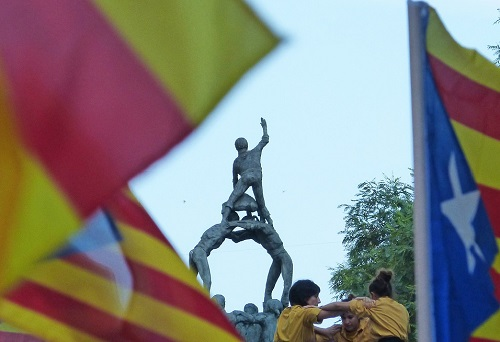 Catalonia's hopes for sovereignty being threatened by Spain
