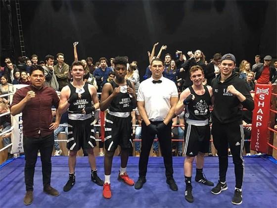 UEA deliver knockout blow: UEA 2 Essex 1