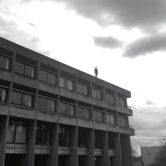 UEA backlash over Gormley statue