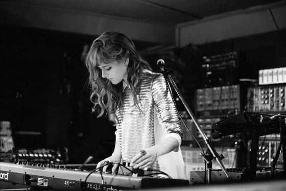 Live Review: Hannah Peel @ Norwich Arts Centre