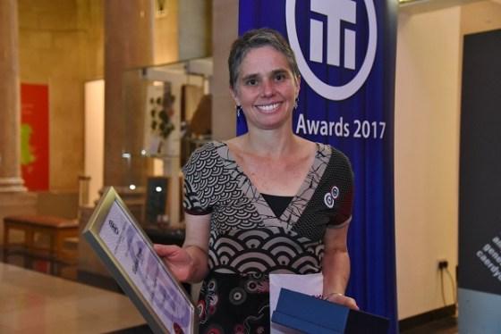 UEA student wins national award