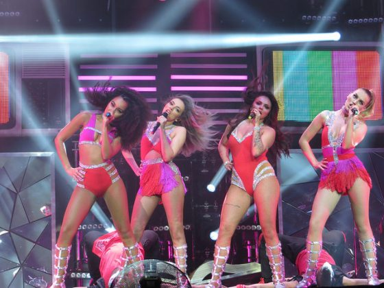Review: Little Mix electric at Earlham Park