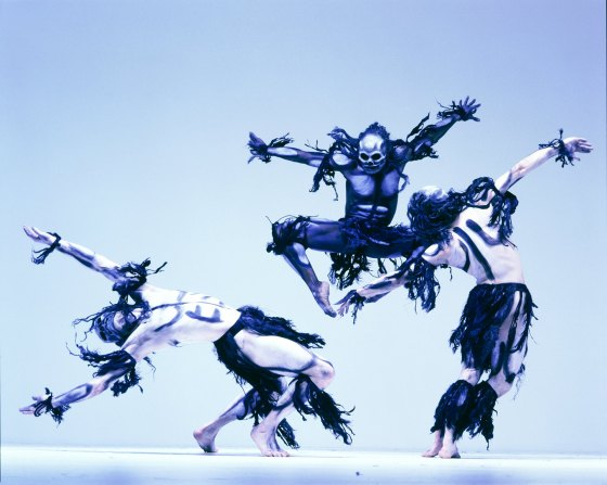 Rambert's ghost dances at Norwich Theatre Royal