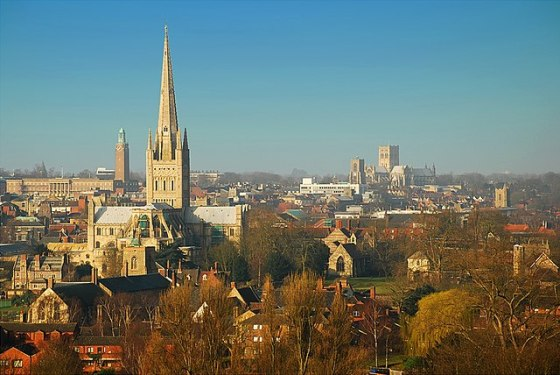 Norwich and Nottingham to host global literature event