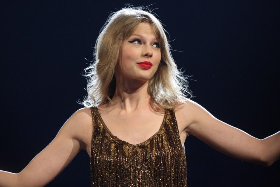 Taylor Swift: Snore-geous