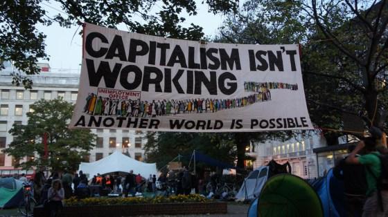 Carillion: Capitalism's Arab Spring?