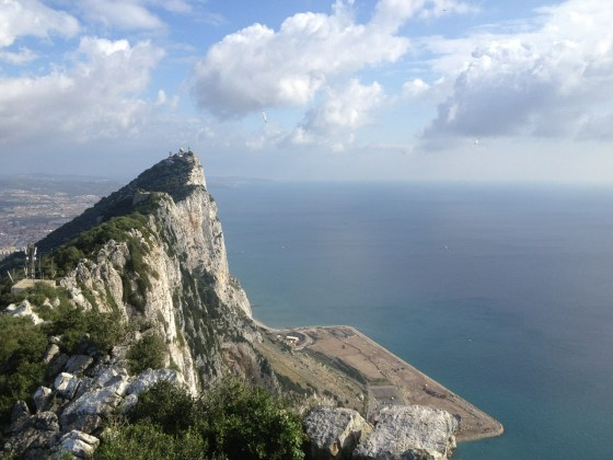 "The ""Gibraltarian bubble"""