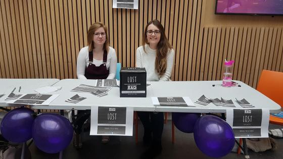 Students to get lost for charity
