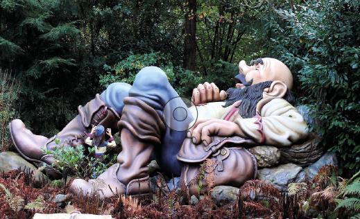 An unusually magical theme park