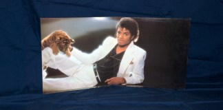michael jackson thriller by Douglas Johnson on flickr