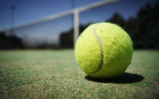 Triumphant hopes for tennis