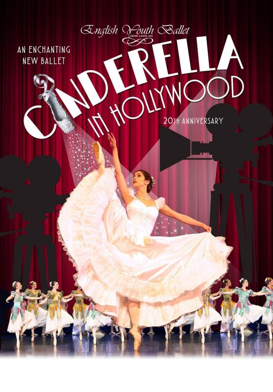 """Cinderella in Hollywood: """"what the younger members of the cast lacked in technical ability was certainly made up for in cuteness"""""""