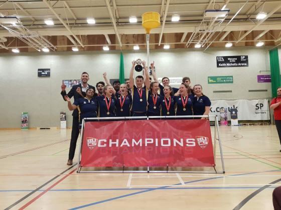 UEA clinch sixth BUCS Korfball crown