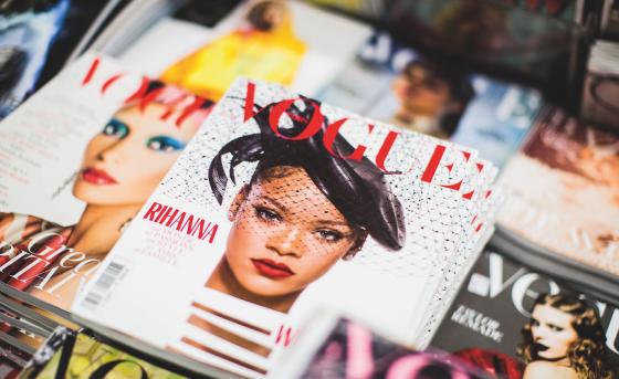On a razor's edge: The Rihanna Vogue cover