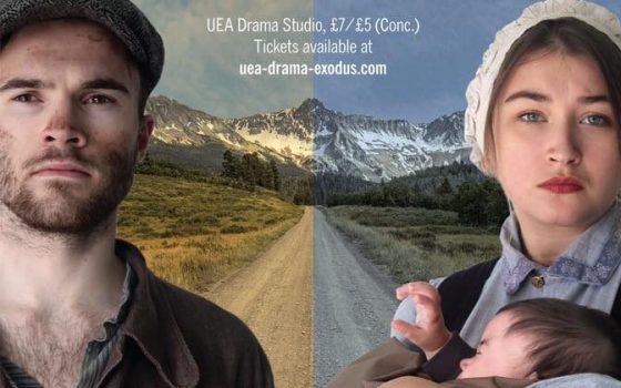 Third year drama productions: Exodus