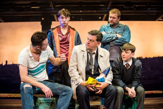 Review: The Full Monty at the Norwich Theatre Royal