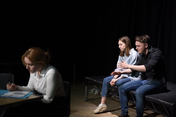 Review: Freedom at the UEA Drama Studio