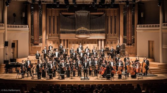 All strings bright and beautiful… Flanders Symphony Orchestra at the Norwich Theatre Royal