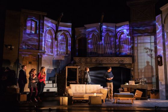 Review: The House on Cold Hill at the Norwich Theatre Royal