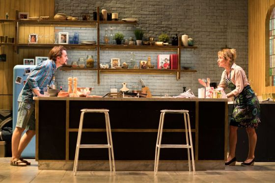 Review: Caroline's Kitchen at the Norwich Theatre Royal