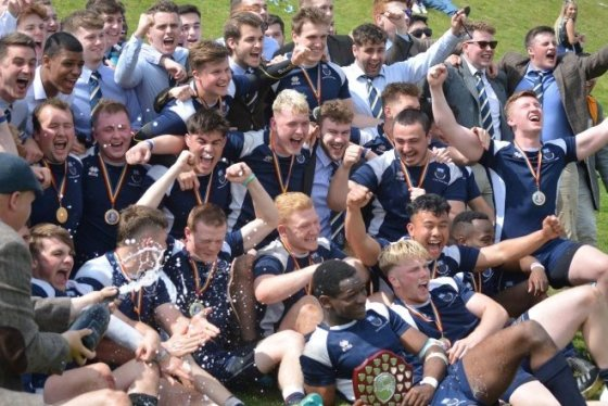 Derby Day redemption for men's Rugby Union