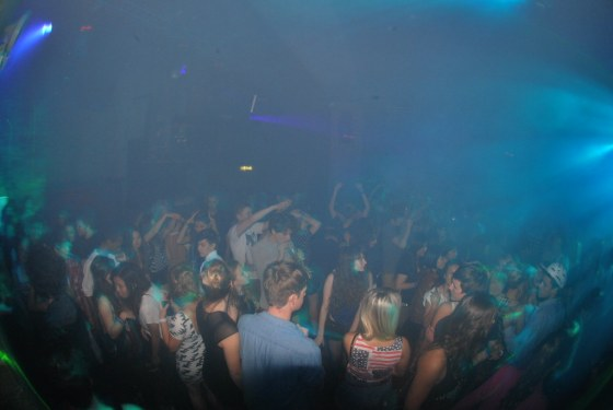 Does Freshers Week rely too heavily on drinking?