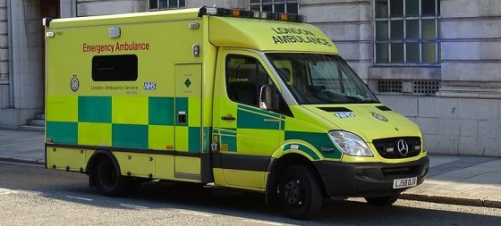 Ambulance worker struck off for groping student