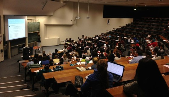 Lecture Capture technology is introduced on campus