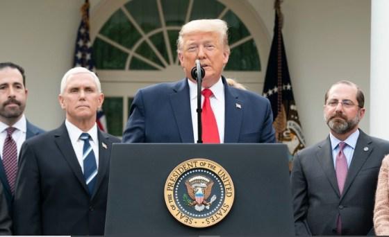 President Trump cuts all U.S. funding to World Health Organization