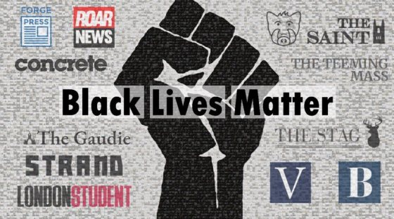 Black Lives Matter: A Joint Statement