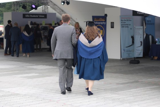 UEA reschedules summer 2020 graduation ceremonies