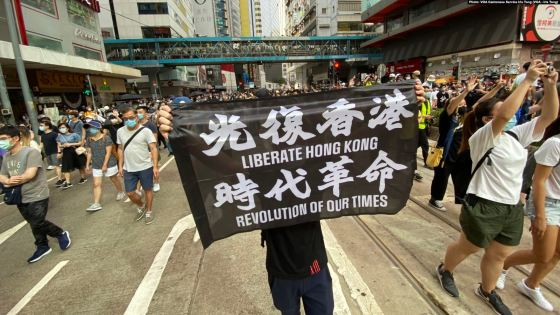 """An eroding legal system and demolishing freedom of speech"": Hong Kong under threat"