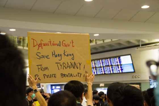 China outlaws Hong Kong activism around the world