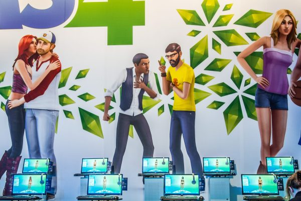 The Sims 4 has a major diversity issue