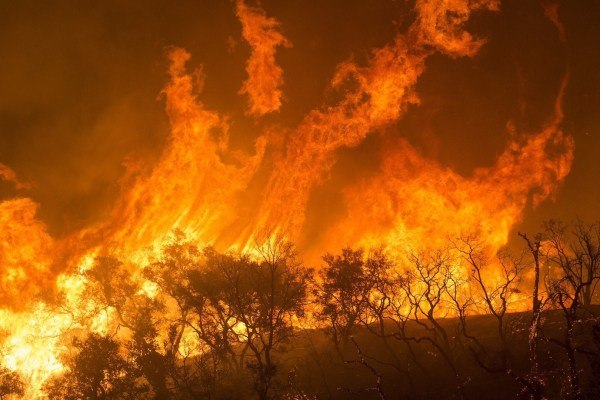 Record breaking fires rage across California as climate change continues to take its hold