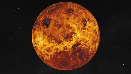 Phosphine gas found on Venus suggests a 'possible sign of life'