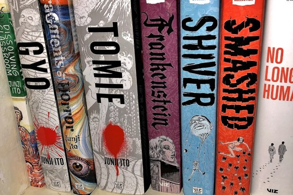 Spotlight on graphic novels: Junji Ito's Uzumaki