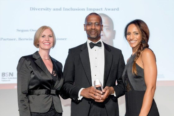 "Black British Business Person Of the Year, Segun Osuntokun: "" Fix the system, not the people"""