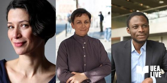 UEA Live: Booker Prize conversation