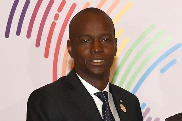 Unrest in Haiti over Presidential Term