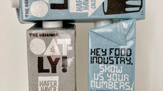 Advertising in the age of Oatly