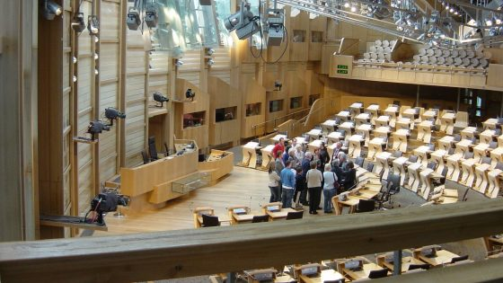 Hate Crime Bill passed by MSPs
